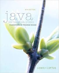 Java Text Book Cover