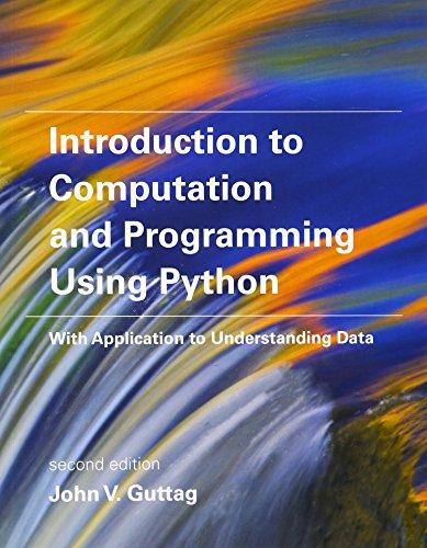 Python Text Book Cover